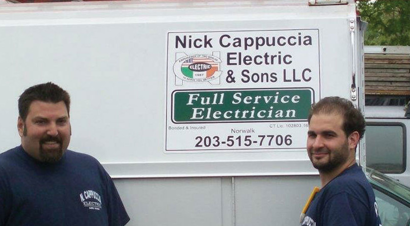 Cappuccia Electric were we set the bar high2